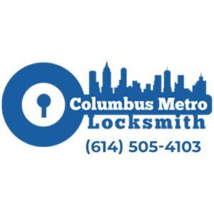 Columbus metro locksmith logo